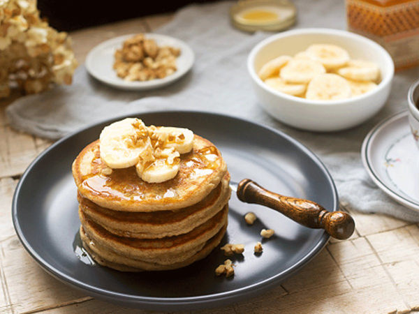 Make this easy, weight-loss-friendly breakfast in minutes, before you sit down to work in your home-office