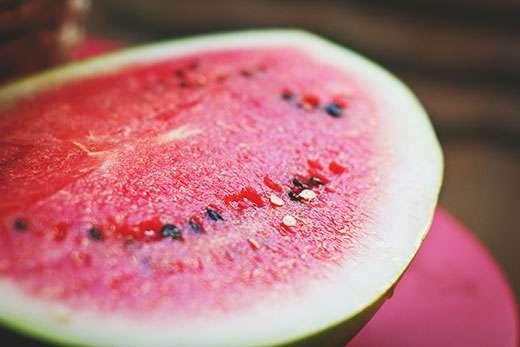 Watermelon image courtesy KSRE