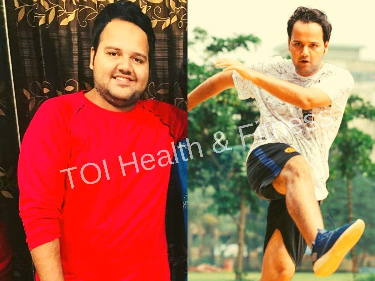 jay thaker weight loss 2