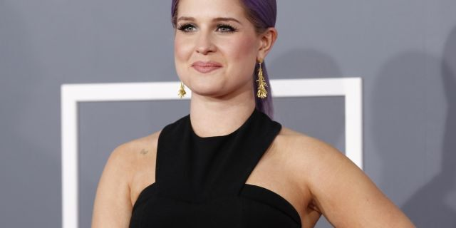 Kelly Osbourne revealed she has shed 85 pounds over the past year.
